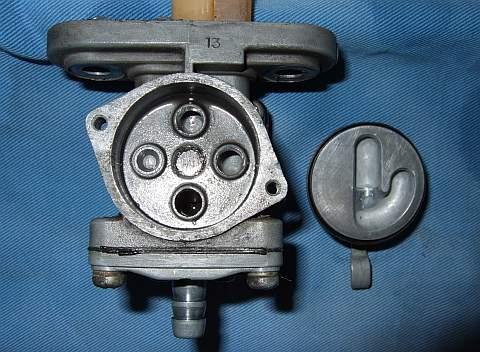 Vacuum petcock on a xt? - Yamaha XT500 TT500 Forum